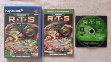 Army Men RTS PS2 / complet . tbé