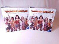 DC Wonder Woman Challenge of The Amazons Board Game Ravensburger Factory Sealed