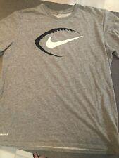 Nike Tee Athletic Cut Dri Fit Xl