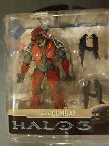 "McFarlane Halo 3 Series 3 Elite Combat Red 5"" Action Figure 2008"