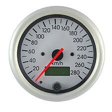 Smiths Telemetrix Speedometer Gauge 80mm 0-280kph TES3-1B32-03