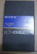 Sony Betacam SP Video Cassette BCT-90MLA NEW