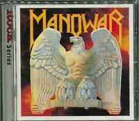 "MANOWAR (CLASSIC ROCK SERIES) ""Battle Hymns"" CD-Album"