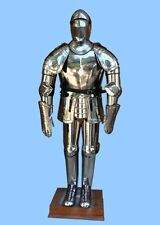 MEDIEVAL ARMOUR WEARABLE KNIGHT FULL SUIT OF ARMOR COLLECTIBLE ARMOR SUIT