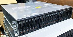 IBM System Storage DS3500 Storage System + 10x 146GB SAS with 2x Controllers