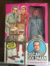 New ListingVintage Kenner 1973 The Six Million Dollar Man Oscar Goldman