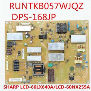 "Sharp AQUOS LC-60LE650U 60"" (FOR PARTS)  RUNTKB057WJQZ DPS-168"