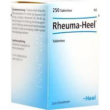 rhumatismes Heel comprimés 250 pièces pzn 872361