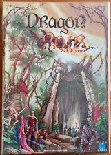 Dragon Noir 2 - L'Epreuve - Eurogames 1993 - Blisterato sealed Shrinkwrapped