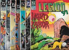 LEGION '92 '93 LOT OF 7 - #28 #31 LOBO #33 #34 #37 #38 #39 (VF/NM) SUPER HEROES