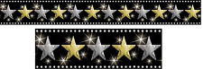 Enorme 40ft Confine Scena Setter star di Hollywood Party Banner ROLL Grande Gatsby
