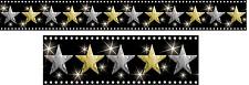 HUGE 40ft Border Scene Setter HOLLYWOOD STARS Party Banner Roll Great Gatsby
