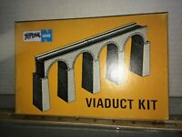 Atlas N scale four Arch Viaduct kit part number 2826 please see photos