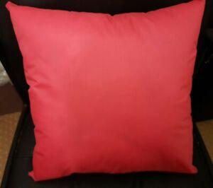 Waterproof Camping Garden Cushion Covers Furniture Outdoor Indoor Seats Red