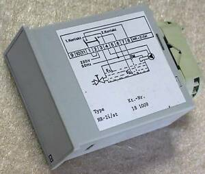 INEL REGLER NR-2i/st  Nr. 181009 NEU inklusive VERSAND