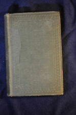 Klosterheim or the Masque 1855, Boston, 1st American Edition
