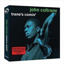 John Coltrane Jazz Music CDs and DVDs