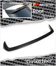 CARBON FIBRE HATCH ROOF VISOR SPOILER WING for BMW E87 1-SERIES 5-DOOR 120i 130i