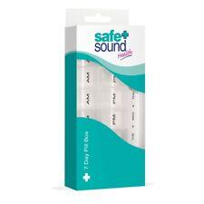 Safe & Sound 7 Day Pill Box sa8314