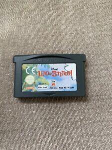 Lilo and Stitch GBA Game Boy Advance - Disney.