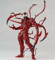 Red Venom Carnage Action Figure Spider Man Statue Model Toy Gift PVC Juguete