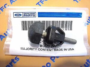 Ford Mustang Freestyle Van Rubber Hood Bumper Stopper OEM New Genuine Part