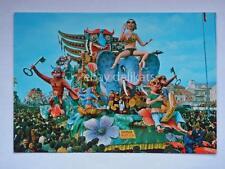 VIAREGGIO Carnevale JUNGLA EROTICA Francesconi Barsella Lucca vecchia cartolina