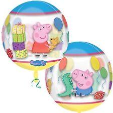 Palloncini Amscan per feste e party a tema Peppa Pig