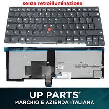 Tastiera ITALIANA per LENOVO THINKPAD  T450 T460 T440P. Marchio Italiano