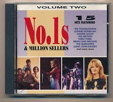 Various Artists -No 1`s & Million Sellers / Vol 2 CD