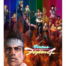 Virtua Fighter 4 OST CD Anime Licensed NEW