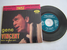 CD SINGLE DE GENE VINCENT , I ' M GOING - HOME  . 4 TITRES  . TRES BON ETAT .