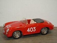 Porsche 356 Speedster Mille Miglia 1952 - Brumm Italy 1:43 *37056