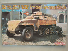 Dragon 1/35 Scale Sd.Kfz. 250/1 'NEU' Armored Personnel Carrier