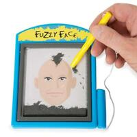 MagneticFuzzy Face Fun Magnet Game Novelty Gift Picture Design Kids Adult Toy