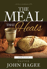 The Meal that Heals - Miracle Holy Communion - Single Dvd - John Hagee - Sale !
