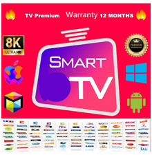 IP TV 12 Months Best Subscription All App's - Android Smart TV Adult Channels ON