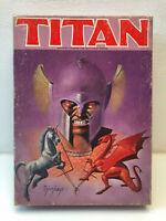 Titan von Avalon Hill Games Brettspiel Gesellschafts Absolute Rarität RAR SciFi
