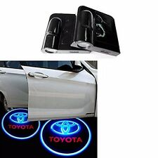 2X Toyota Wireless Car LED door Welcome Projector Laser Logo ghost shadow light