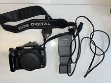 Canon EOS 350d chassis/body nero; DSLR; Reflex