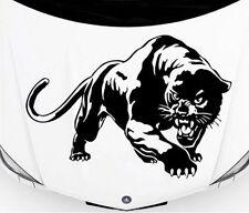 Black Panther Car Tattoo Car Sticker Aufkleber Schmuck  60 cm Decal Auto