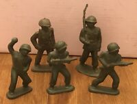 Vintage Toy Soldiers Lot