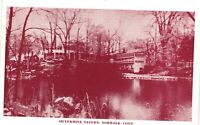 Vintage Postcard - Silvermine Tavern Norwalk Connecticut CT Unposted #1943