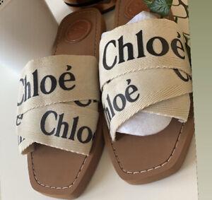 chloe sandals size 6