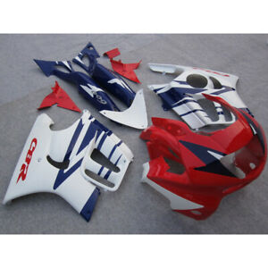 Injection Fairing Bodywork Set Fit For Honda CBR600 CBR 600F3 1997-1998 97 98