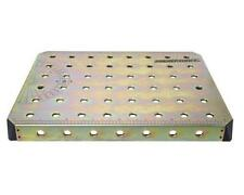 """26"""" x 19"""" Steel Welding Table Top Weld Platform Clamp Peg Hole Plated Finished"""