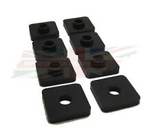 New Set of Rubber Cross Member Pads for MGB 1975-1980 Rubber Bumper Cars