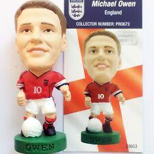 OWEN England Away Corinthian Prostars 4 Pack Figure Loose/Card PRO673