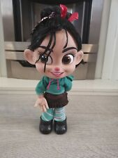 Wreck It Ralph Vanellope Von Schweet Doll Talking Disney Store