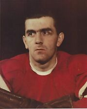MAURICE RICHARD 8X10 PHOTO HOCKEY MONTREAL CANADIENS NHL PICTURE COLOR CLOSEUP